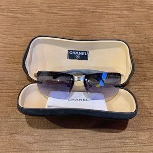 Chanel Sunglasses Vintage 4009 123/79 62012
